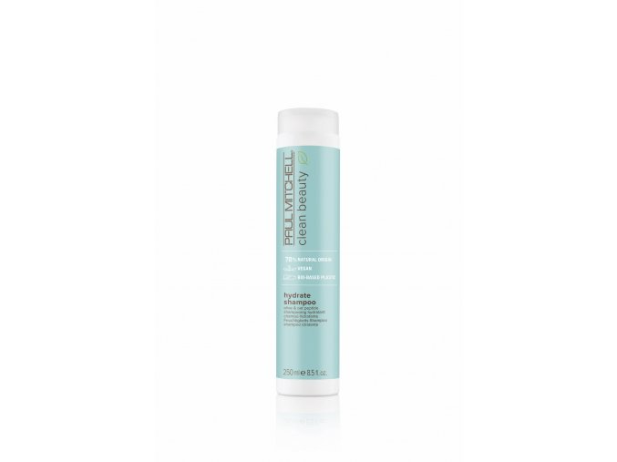 RS17445 PM Clean Beauty Hydrate Shampoo 8.5oz lpr