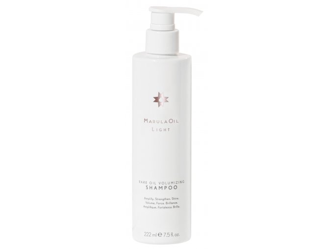 Marula Light RareOil Volumizing Shampoo