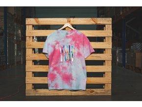 Batikované tričko - Girls Unite (2)