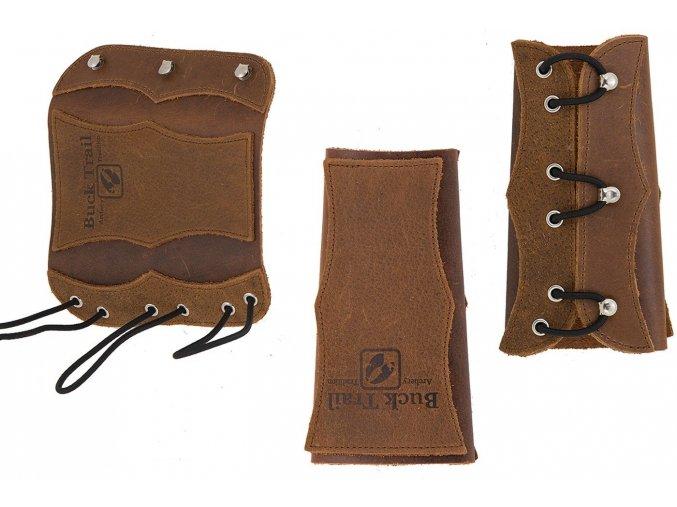 ABT BU SL497 chrániš paže kožený uprav.
