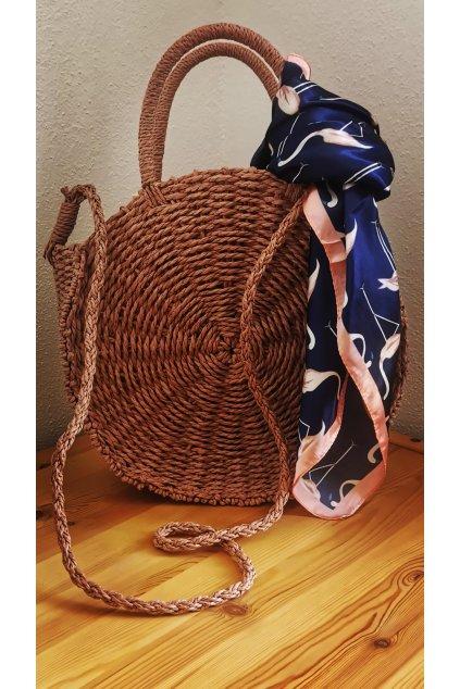 Dámska staroružová kabelka Naty