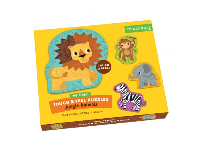 MP TouchFeelPuz JungleAnimals CVR 9780735349391