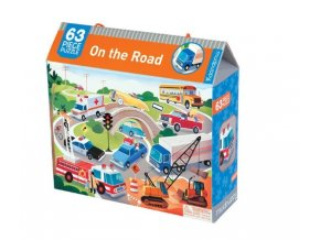 puzzle On the road 63 ks