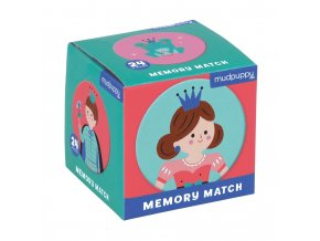 enchanting princess mini memory match game mini memory match mudpuppy 763594