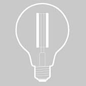 Žiarovky - rozmery a tvary