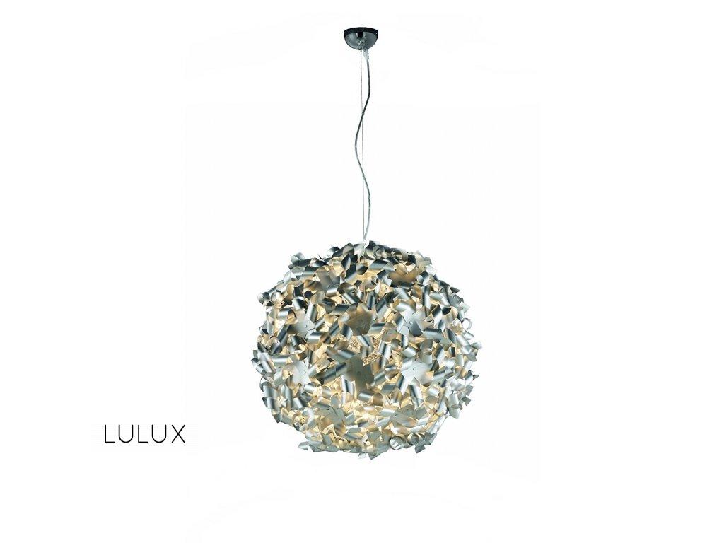 luxusne závesné svietidlo trio pinwheel