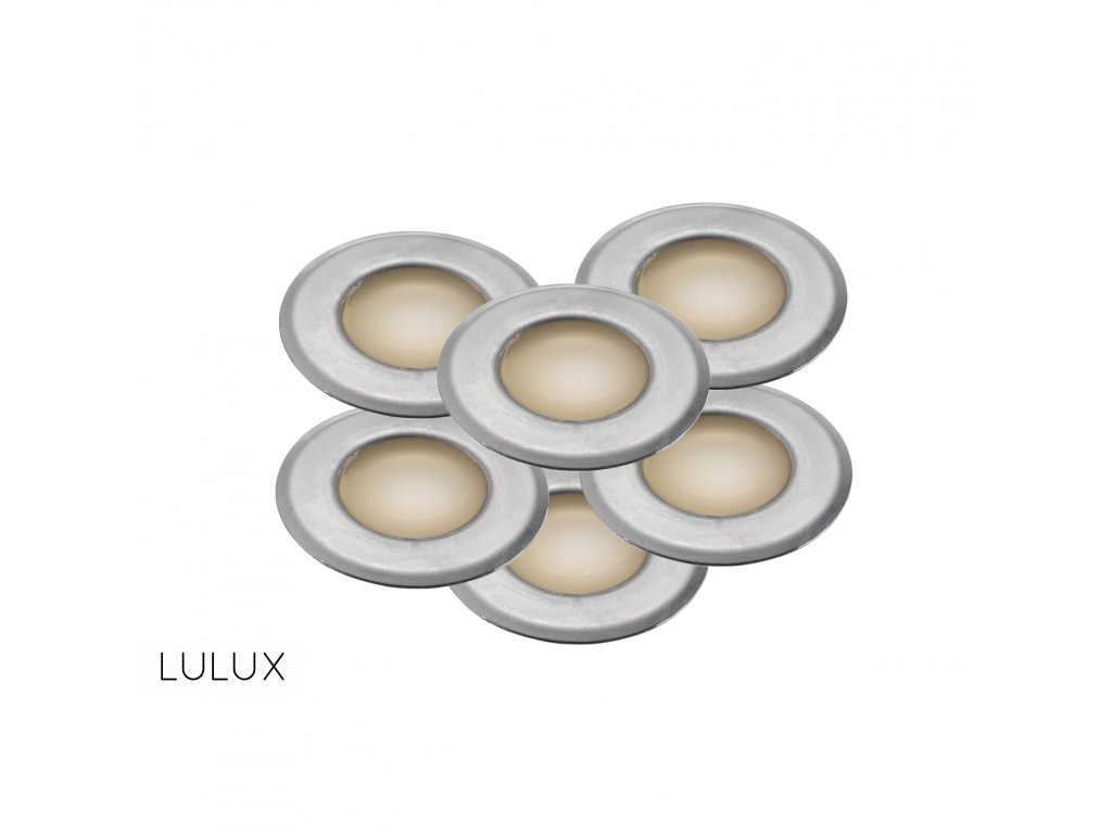 45420034 | Nordlux | UNE | bodové svetlo vonkajšie zapusnené SADA