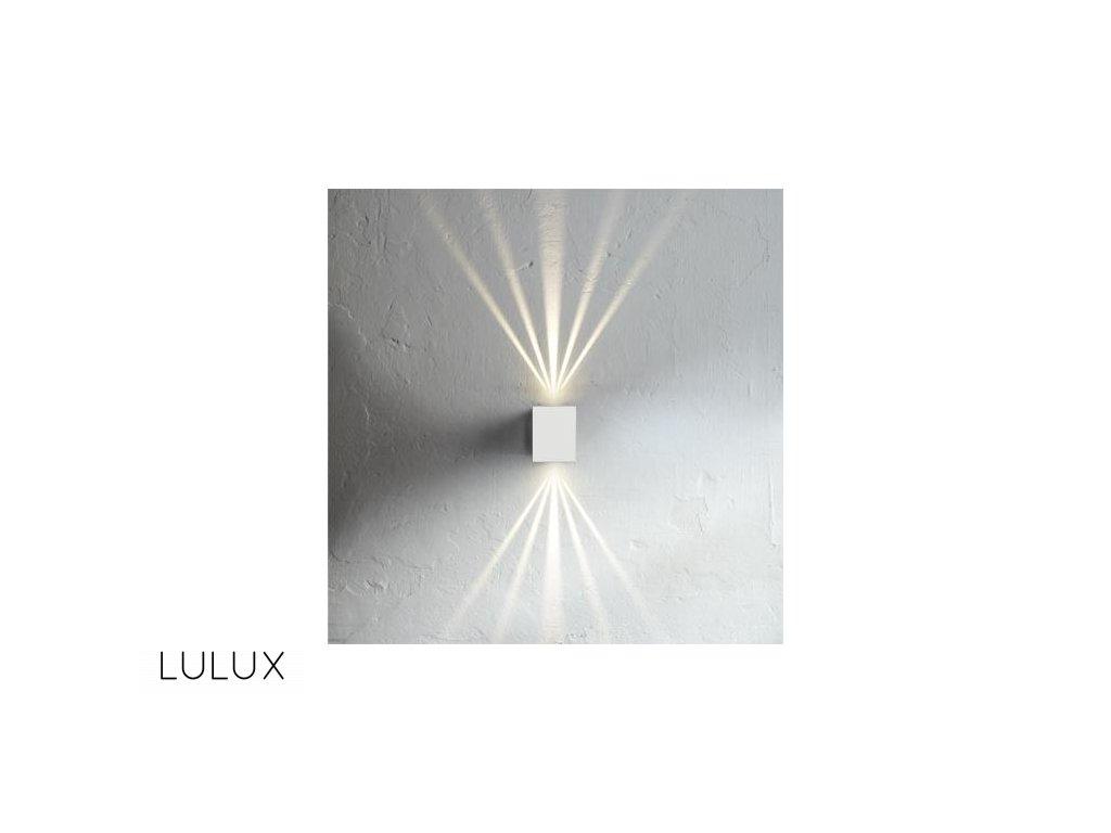 CANTO KUBI dizajnová vonkajšia nástenná lampa (9)