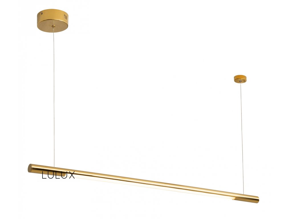 ORGANIC HORIZONT 10 | Luxusná závesná lampa (Farba Biela)