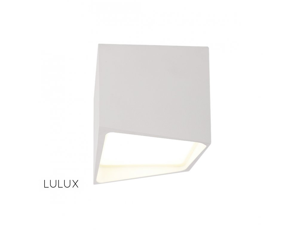 Dizajnové stropné led svietidlo Maxlight Etna biela