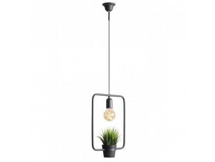 Aldex Eko Green - dizajnové svietidlo s kvetinou do kaviarne