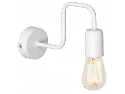 Aldex | 860C | EZOP EKO | biela industriálna nástenná lampa