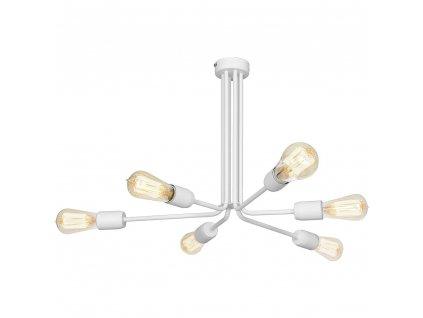 EZOP EKO | biele industriálne stropné svietidlo