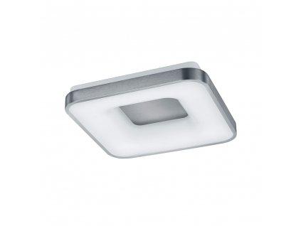 Moderné minimalistické štvorcové led svietidlo s diaľkovým ovládaním a nastaviteľnoým odtieňom bielej