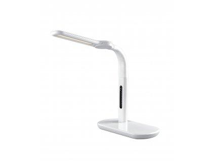 ARKO | dizajnová stolová otočná lampa biela
