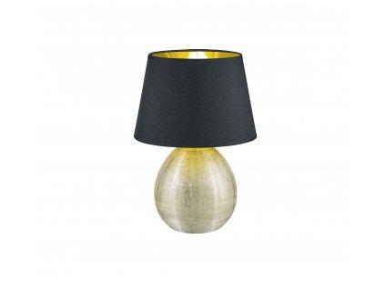 R50631079 Trio Luxor zlatá - luxusná nočná lampa