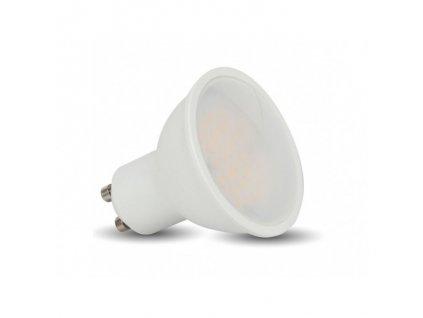 V TAC LED žiarovka GU10 3W denná biela