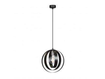 AWILA BLACK | moderná zavesná lampa