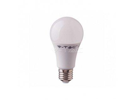 LED žiarovka E27 A58 9W teplá biela
