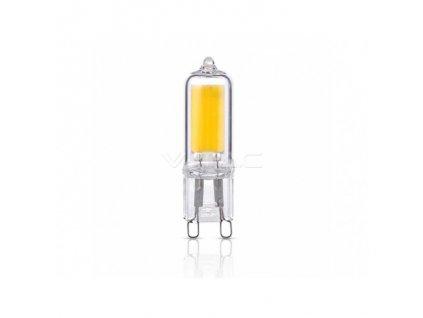 LED žiarovka G9 2W studená biela