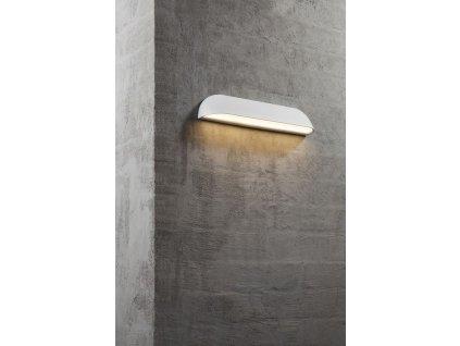 NORDLUX FRONT 36 dizajnové nástenné svietidlo cierne 6