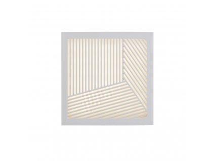 MAZE STRAIGHT dizajnová vonkajšia nástenná lampa (1)