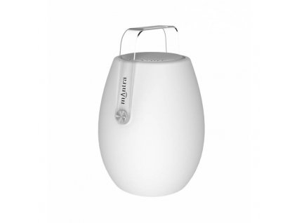 barrel stolna lampa s reproduktorom