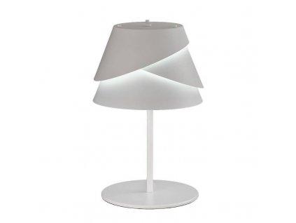 ALBORÁN biela stolna lampa