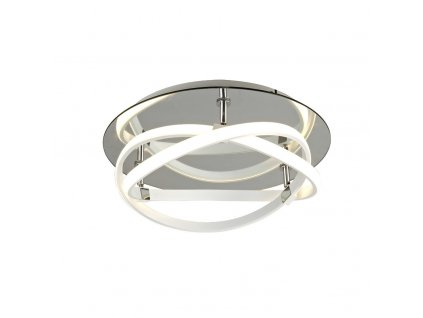INFINITI BLANCO luxusné stropne led svietidlo biele 43cm