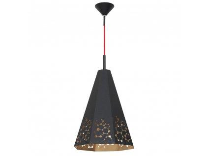 Aldex | 767G1-D | ATOM | kovová visiaca lampa 26cm