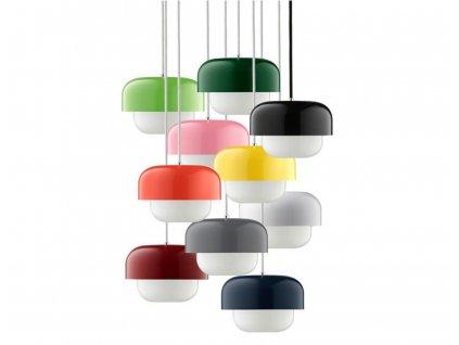 HAIPOT dizajnové škandinávske svietidlo