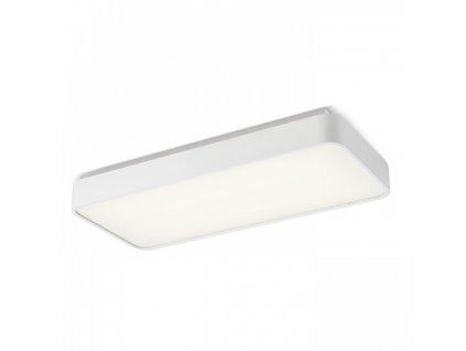 MENSA RC   stropné obdĺžníkové biele LED svietidlo