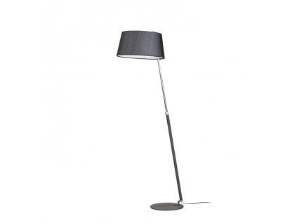 RITZY | stojanová čierna lampa