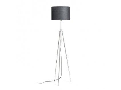 GARDETTE | stojanová čierna lampa
