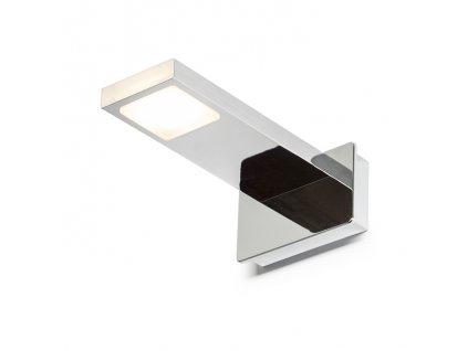 PARAGNA | nástenná chrómová led lampa IP44