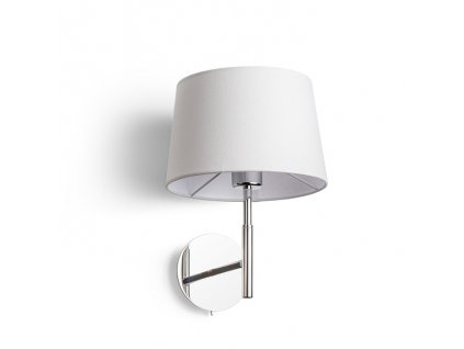 BROADWAY | nástenná biela lampa