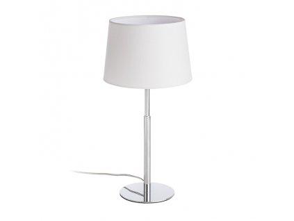 BROADWAY | stolná biela lampa
