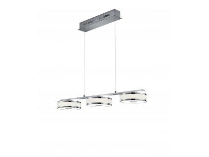 AGENTO | závesné LED svietidlo (Veľkosť 4-dielná zlatá)