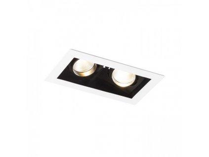 BONDY II | zápustná biela lampa