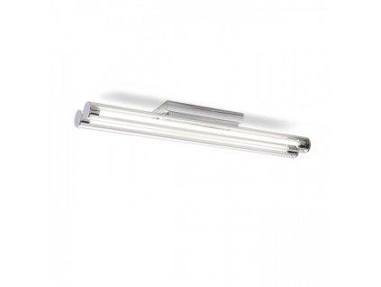 RIVIER | stropné svietidlo číre sklo/chróm