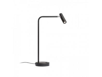 CRAYON I stolná led lampa (Farba Čierna)