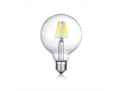 GLOBE   Stmievateľná LED žiarovka E27 6W - 985-6810
