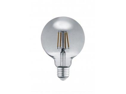 GLOBE | Retro LED žiarovka E27 6W/3000K