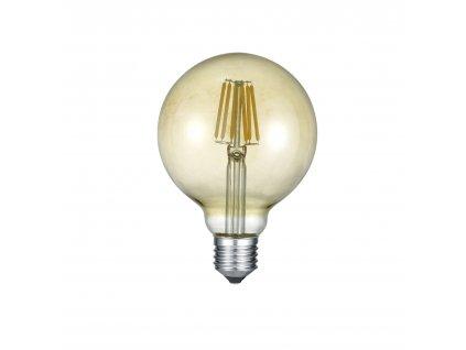 GLOBE | LED žiarovka E27 6W/3000K