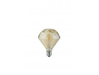 DIAMANT   Ozdobná LED žiarovka v tvare diamantu E27 4W