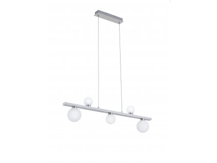 DICAPO | závesné LED svietidlo z matného kovu