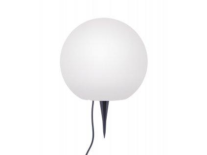 NECTOR   stojacie guľaté exteriérové LED svietidlo IP44