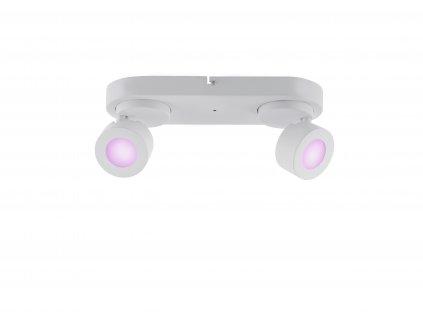 SANCHO | stropné / nástenné bodové LED svietidlo (Farba Čierna)