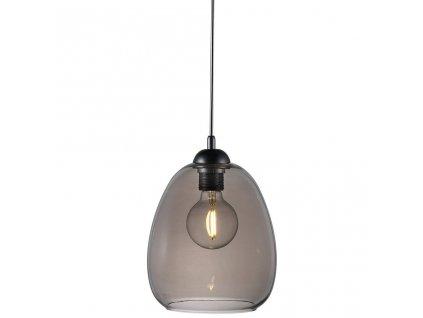 46473047 | Nordlux | DILLON| závesné svietidlo z dymového skla
