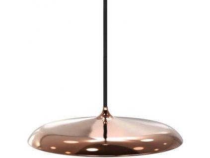 83083054 | Nordlux | ARTIST 25 | dizajnové závesné svietidlo s kovovým tienidlom